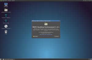 Sabayon Linux 10 con MATE 1.4.1