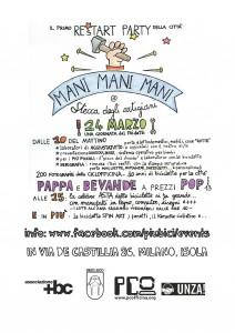 La Stecca_Restart Party 2013