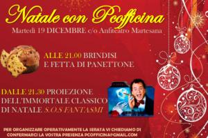 Brindisi di Natale + S.O.S Fantasmi @ Anfiteatro Martesana   | Milano | Lombardia | Italia